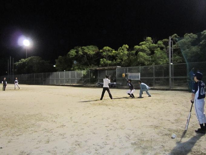 龍山會ソフトボール大会