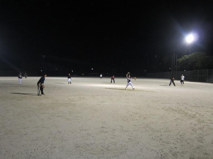 龍山會ソフトボール大会2016